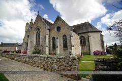 Egise de Ploubezre (Azraelle29) Tags: azraelle azraelle29 sonyslta77 tamron1024 bretagne côtesdarmor france monument pierre castle chapelle