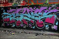 Isue (Alex Ellison) Tags: northlondon mhb urban graffiti graff halloffame hof ctr cityrollers isue boobs