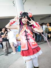 P1440175 (rainmadao) Tags: ice cosplay cos  comiket