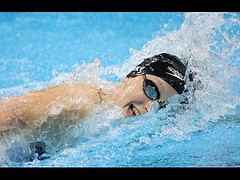Ledecky runs away with 800m freestyle by 12 seconds for gold (Download Youtube Videos Online) Tags: ledecky runs away with 800m freestyle by 12 seconds for gold