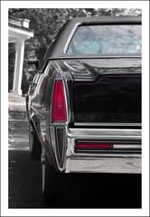 CZJ Biotar 50mm f2, 77 Coupe Deville Tail (Ebanator) Tags: deville 1977coupedeville 1977cadillaccoupedeville czjzeissbiotar biotar biotar50mmf2 exakta canon60d zeisslens