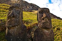 rapa nui 213 16 45  0822 (moments caught in flight) Tags: rapanui easterisland moai ranoraraku quarry