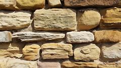 Beautiful stone wall (andrewmartin267) Tags: whitbyabbey northyorkshire drystonewall dracula