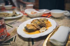 Fish (reubenteo) Tags: northkorea dprk food lunch dinner steamboat kimjongun kimjongil kimilsung korea asia delicacies