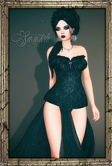 Sn@tch Poster Lavinia (Tess-Ivey Deschanel) Tags: lovefest hplovecraft sntch snatch secondlife sl second life sexy style specials new newrelease newreleases iveydeschanel ivey ihearts deschanel clothing clothes costumes clubwear casual slink omegasystem outfits omega mesh model meshclothing meshclothes models
