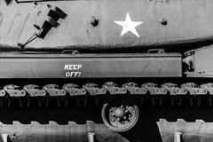 Army Tank (Mabry Campbell) Tags: 2015 houstonphotographer jeffersoncounty mabrycampbell october portarthur texas usarmy usa unitedstatesofamerica vietnamwar blackandwhite commercialphotography fineartphotography image machine memorial photo photograph photographer photography statue tank f35 october32015 20151003h6a1709 100mm sec 100 ef100mmf28lmacroisusm