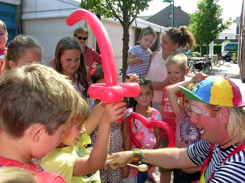 Speelnamiddag en pannekoeken voor kinderen © Antheunis Jacqueline