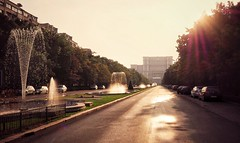 Bucharest - Union Blvd