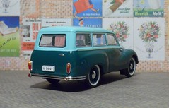 IFA F9 Kombi 1953 (1) (dougie.d) Tags: ddr gdr ifa f9 kombi estate estatecar stationwagon dkw zwickau eisenach witebox ixo 143 scale model modelcar automodel modelauto diecast