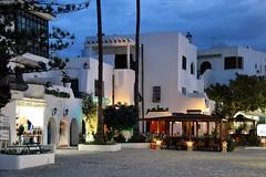 Sousse: Port El Kantaoui (Jorge Franganillo) Tags: port noche twilight tunisia dusk nit tnez