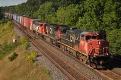 Solid Autos (TwentiethCenturyLTD) Tags: canada burlington hamilton railway autos canadiannational