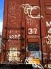 (UTap0ut) Tags: california art cali train bench graffiti smog paint rail socal cal msk freight 663 batle 663k utapout