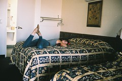High Desert Motel with Quilt (Laura-Lynn Petrick) Tags: california usa hotel motel swimmingpool 35mmfilm series super8 californiadreaming joshuatreecalifornia southwesternusa tourdiary ontourinusa joshuatreedesert lauralynnpetrick highdesertmotel mexicansummer quiltband quiltontour lauralynnpetrickquilt lauralynnpetrickcalifornia lauralynnpetrickhighdesertmotel lauralynnpetricktourdiary highdesertmoteljoshuatree lauralynnpetrickmexicansummer quiltincalifornia quiltontourinjoshuatree