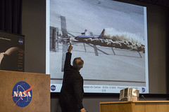 Controlled Impact Demonstrator, Al Bowers, NASA Armstrong Chief Scientist