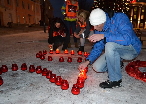 World AIDS Day 2014: Estonia