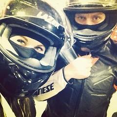 b585 (no_penetrate) Tags: girl helmet moto balaclava
