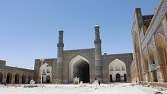 Friday Mosque (hanming_huang) Tags: afghanistan herat