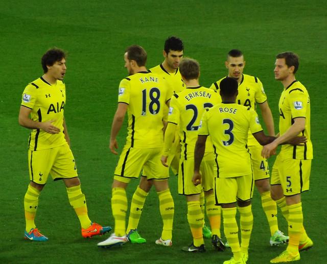 Tottenham ready to kick off