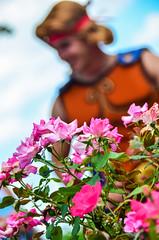 Hercules (EverythingDisney) Tags: flowers epcot disney disneyworld hero wdw waltdisneyworld hercules