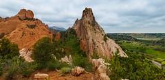 Colorado Springs 017 Panorama (algalkin) Tags: park rock co formations nikond7000247028