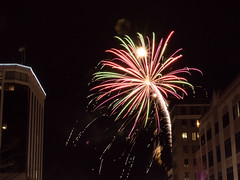 2015 19 (PeZ_III) Tags: community downtown fireworks michigan jackson midnight celebrate happynewyear 2015 jacksonmichigan