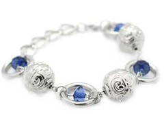 Glimpse of Malibu Blue Bracelet P9510A-1