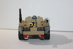 RSV(Recon and Support Vehicle (Henry. W) Tags: modern army cool support lego military awesome vehicles marines combat humvee tanks recon