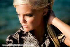 Jason Rusnak Photography - Christina (rusnakjay) Tags: portrait beautiful model women photoshoot christina headshot blonde jasonrusnak