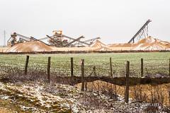 Extracteurs (patoche21) Tags: winter france industry landscape nikon 21 burgundy hiver bourgogne lightroom gravelpit 2470mm ctedor intempries paysageindustriel d700 gravire lr5 patrickbouchenard