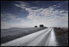 Algo de nieve (muliterno) Tags: campos losroyos