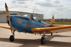 """PT-19 Fairchild 10 • <a style=""""font-size:0.8em;"""" href=""""http://www.flickr.com/photos/81723459@N04/16360789275/"""" target=""""_blank"""">View on Flickr</a>"""