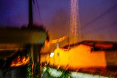 A chuva de ontem at a manh. (Paula Marina) Tags: water colors rain gua night cores chuva noite perube 20150130dsf7932
