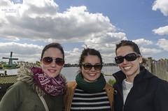 The Three Graces (michelangelo_84) Tags: travel viaje people cloud holland netherlands amsterdam clouds nikon holidays europa europe gente personas nubes holanda vacaciones nube d5100
