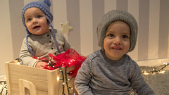 Brothers n1 (Biel Ferrer) Tags: christmas family baby stars lights navidad babies child brothers young son merrychristmas nadal christmas2015
