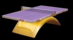 Qoros 2015 World Table Tennis Championships DHS Table