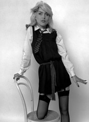 debbie harry 001a (gymslip-connoiseur) Tags: school uniform blondie debbieharry gymslip gymslips gymslipgirl