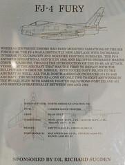 DTJ_4906r (crobart) Tags: museum plane airplane us florida aircraft aviation north navy national american naval fury pensacola fj4