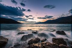 I wanna rock (Vagelis Pikoulas) Tags: travel sunset sea wild cloud sun seascape rock clouds canon landscape eos march photo spring rocks europe lo