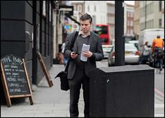 Mr Grey (jonron239) Tags: man london shades shoreditch greyhair greyshirt greysuit greyjersey fiftyshadesofgrey