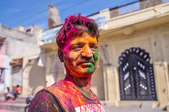 Holi (Howie44) Tags: india jaipur holikafestival