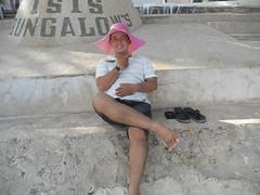 DSCN0026 (daku_tiyan) Tags: beach bohol don cave marielle tagbilaran alona hinagdanan dakutiyan saludaga