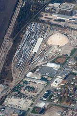 CV558 Flight from PHL to STL (listentoreason) Tags: city canon scenic favorites engineering railway urbanplanning aerialphotograph civilengineering ef28135mmf3556isusm score25