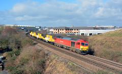 60054 at Pride Parkway, Derby (robmcrorie) Tags: pride class parkway tug derby 60 dbs icebreaker rtc units toton 60054