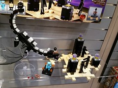 Toy Fair 2015 LEGO Minecraft 39 (IdleHandsBlog) Tags: toys lego videogames buildingsets minecraft toyfair2015