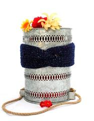 Navy ear warmers full (finefeatherings) Tags: earwarmers headturban handknitheadband navytwisteheadband navyearwarmers