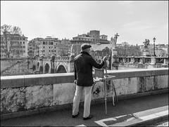 S 057 11 03 2015 (marcos 1950) Tags: street roma blackwhite bianconero scattidistrada