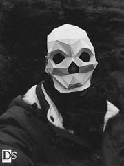 MSTR SKULLY III (Danny 666) Tags: skully skull mr mstr head face deformed repulsive unhandsome creepy me myself
