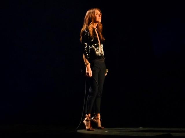 Céline Dion - Bercy, Paris (2013)