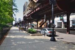 Adams & Wabash (jpellgen) Tags: chi chicago il illinois travel roadtrip 2016 summer july midwest usa america sigma 1770mm d7000 nikon adams wabash metra train