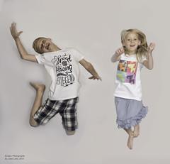 Connor & Faye (johnhontai) Tags: laughing fun play jumping children d750 nikon kempophotography